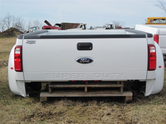Ford F250 8 Foot Bed For Sale >> Pick Up Truck Beds Pickup Truck Salvage Dundee Automotive Inc